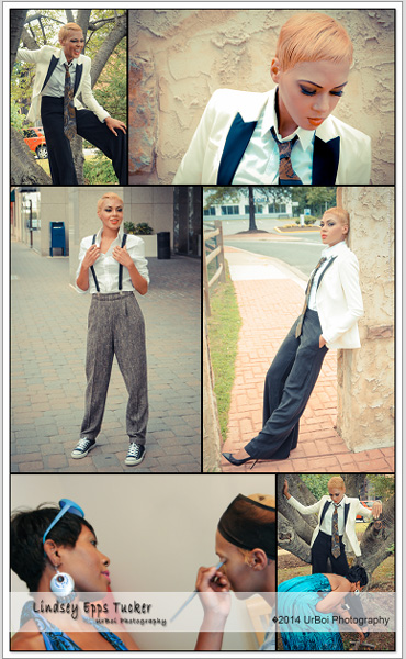Jas Suited up Collage