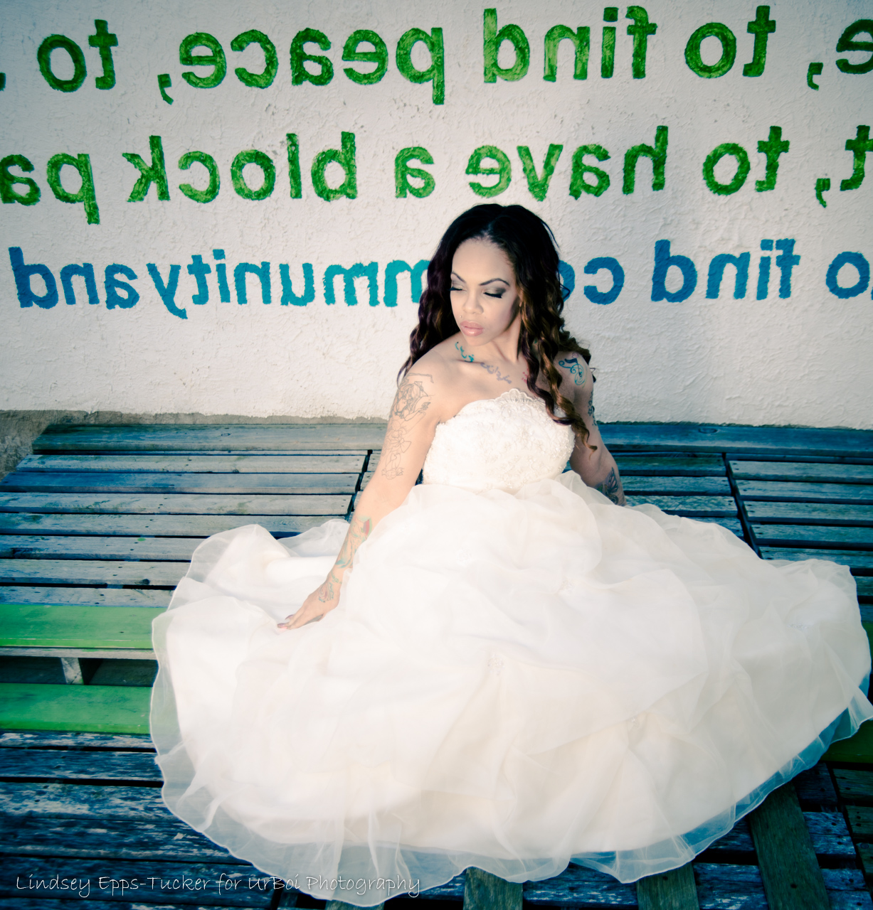 wedding dress muse-urboi photography