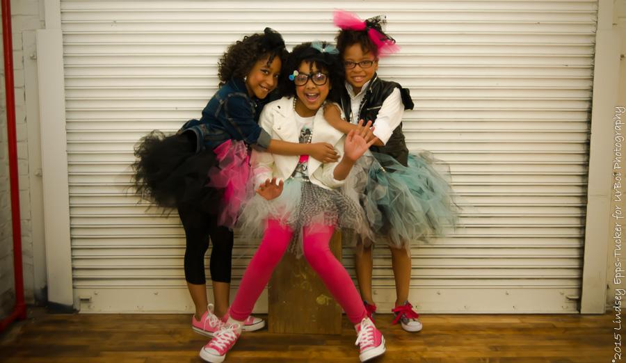 Aniyah, Aniya and Chayse for Anara Original custom tutus