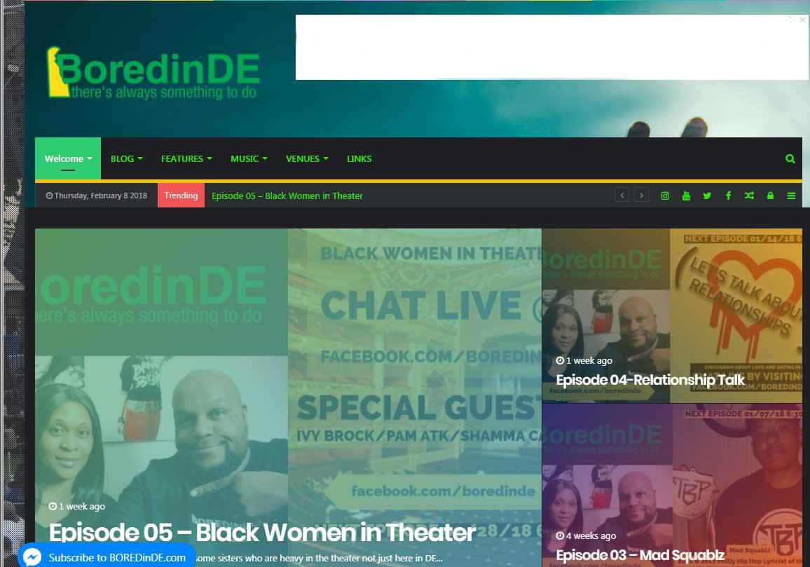boredInDE.com